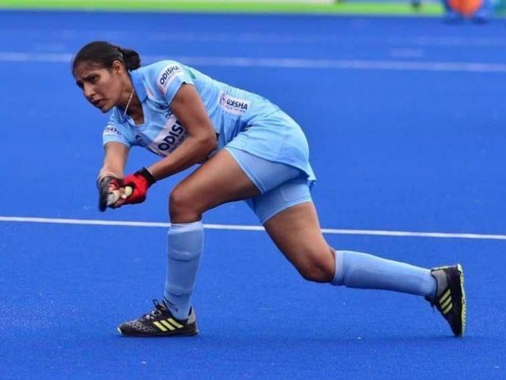गुरजीत कौर के गोल की बदौलत भारत ने ऑस्ट्रेलिया को हरा दिया।
