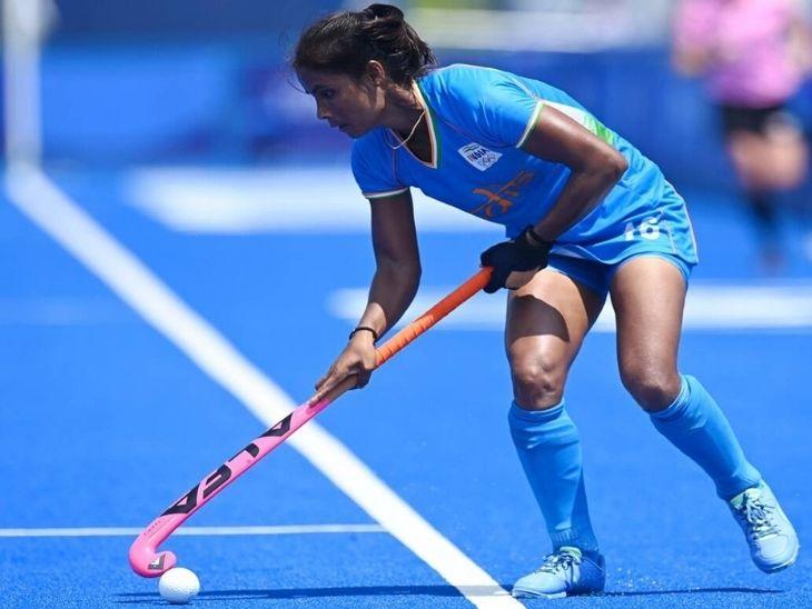 वंदना ओलिंपिक में हैट्रिक जमाने वाली भारत की पहली महिला खिलाड़ी हैं।