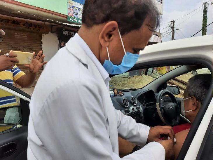 एक जुलाई को बीएचयू भेजे गए थे 15 सैंपल, 30 जुलाई को आई रिपोर्ट में चार पॉजिटिव|प्रयागराज,Prayagraj - Dainik Bhaskar