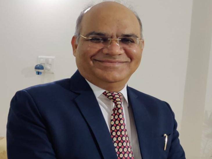 डॉ. जुगल किशोर, एचओडी कम्युनिटी मेडिसिन, सफदरजंग अस्पताल, दिल्ली - Dainik Bhaskar