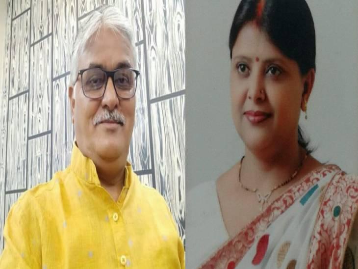 महिला ने बीजेपी की नगर पालिकाध्यक्ष, उनके पति व बीजेपी के 4 सभासद समेत 14 लोगों के खिलाफ दर्ज करवाया केस, कहा- नाबालिग बेटी से की मारपीट|सुलतानपुर,Sultanpur - Dainik Bhaskar