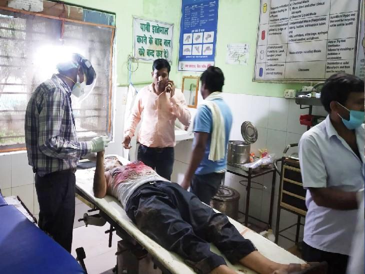 नालंदा में अधेड़ का दिनदहाड़े मर्डर: गोदाम की सफाई करने गए थे, अपराधियों ने सीने में दाग की गोली; 24 घंटे के अंदर शहर में दूसरी हत्या