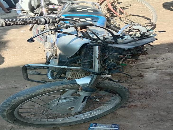 वाराणसी में 2 जगह हुए हादसे, ड्यूटी कर घर जा रहे युवक की बाइक टकराई; प्लाई फैक्ट्री में जा रहे युवक को कार ने मारी टक्कर वाराणसी,Varanasi - Dainik Bhaskar