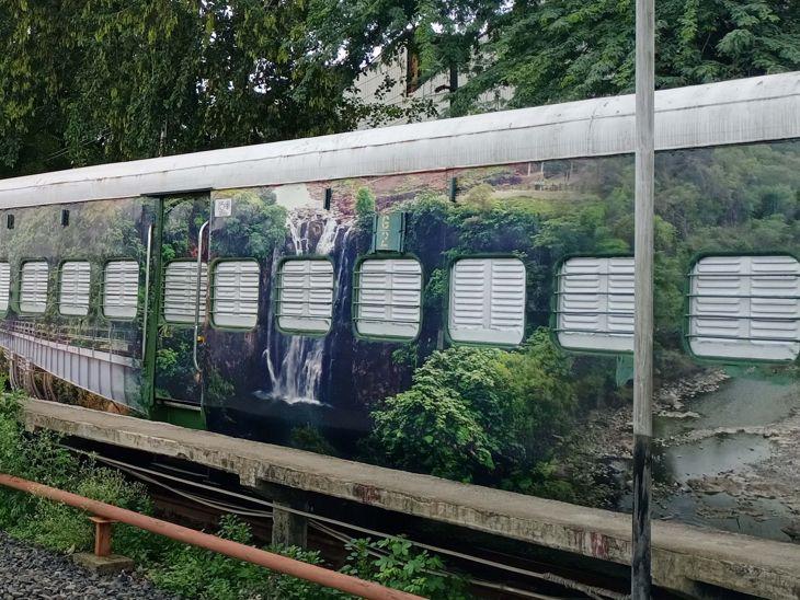 रतलाम-इंदौर-ग्वालियर एक्सप्रेस निरस्त, भिंड स्पेशल एक्सप्रेस भी 6 अगस्त को नहीं चलेगी, इंदौर-चंडीगढ़ स्पेशल ट्रेन को किया डायवर्ट|इंदौर,Indore - Dainik Bhaskar