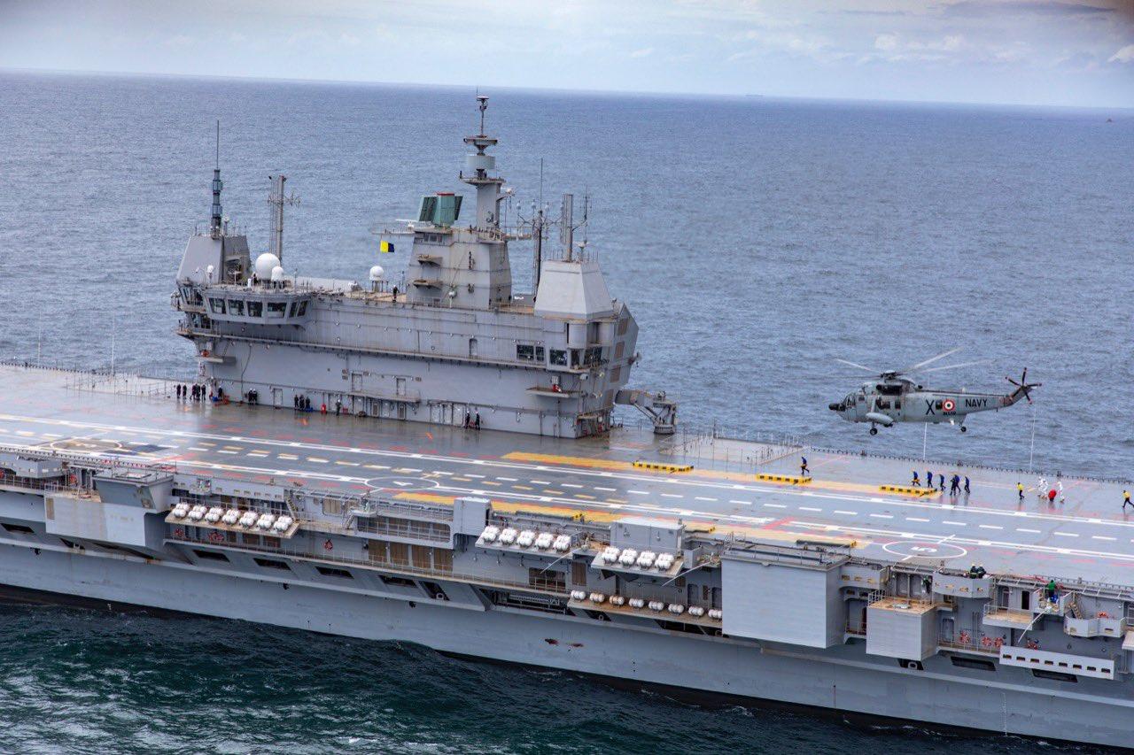 भारत उन चुनिंदा देशों में शुमार हो गया है जिसके पास स्वदेश में अत्याधुनिक विमानवाहक जहाज तैयार करने की विशिष्ट क्षमता है।