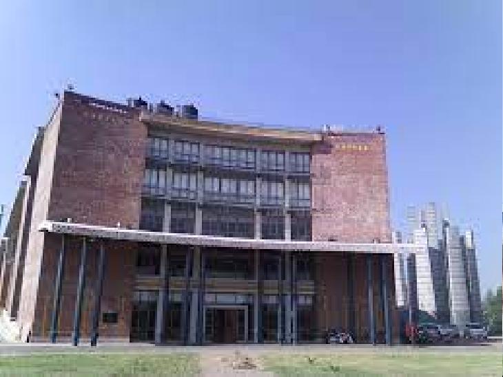 अपने खर्च पर सरदार बेअंत सिंह मेमोरियल कॉम्पलेक्स में मौजूद समाधि स्थल को विकसित करना चाहती है पंजाब सरकार, UT को भेजा प्रपोजल|चंडीगढ़,Chandigarh - Dainik Bhaskar