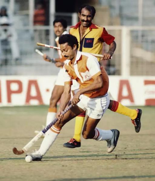1980 ओलिंपिक में गोल्ड जीतने वाली टीम के सदस्य जफर इकबाल