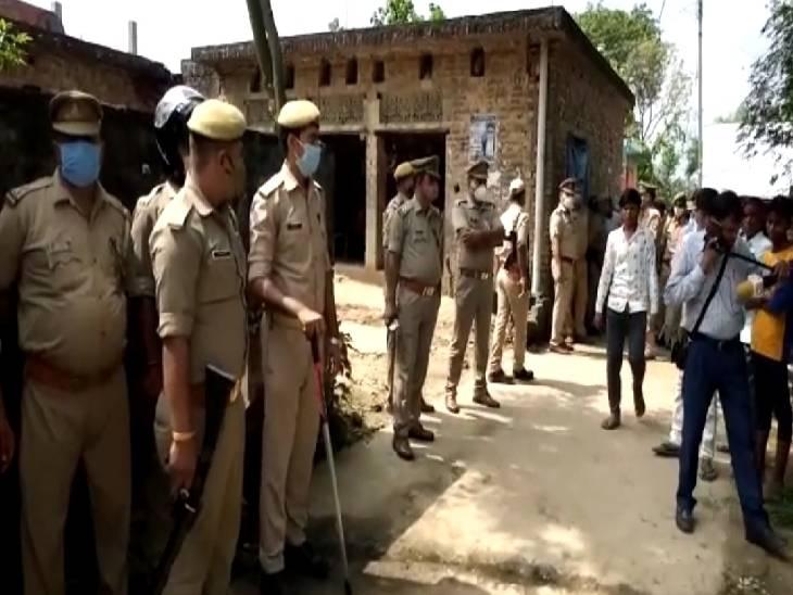 गांव के दबंगों ने लाठी-डंडो से था पीटा, 13 दिन बाद इलाज के दौरान गई जान गोरखपुर,Gorakhpur - Dainik Bhaskar