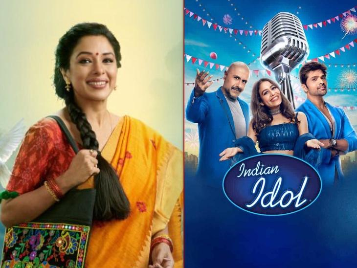 'अनुपमा' फिर बना टीआरपी लिस्ट का नंबर वन शो, फिनाले से पहले 'इंडियन आइडल 12' को भी मिल रहा है दर्शकों का प्यार टीवी,TV - Dainik Bhaskar