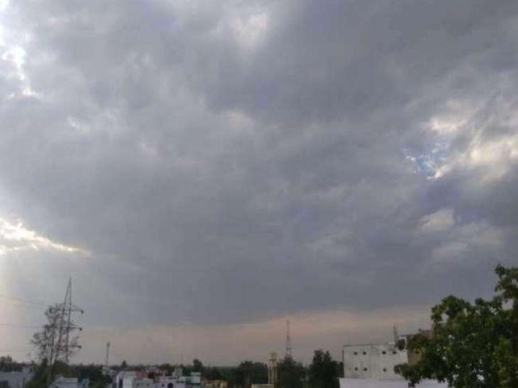 रांची में आज पूरे दिन छाए रहेंगे बादल, दिन में एक-दो बार हो सकती है हल्के दर्जे की बारिश, 8 जिलों में सामान्य से कम बारिश हुई रांची,Ranchi - Dainik Bhaskar