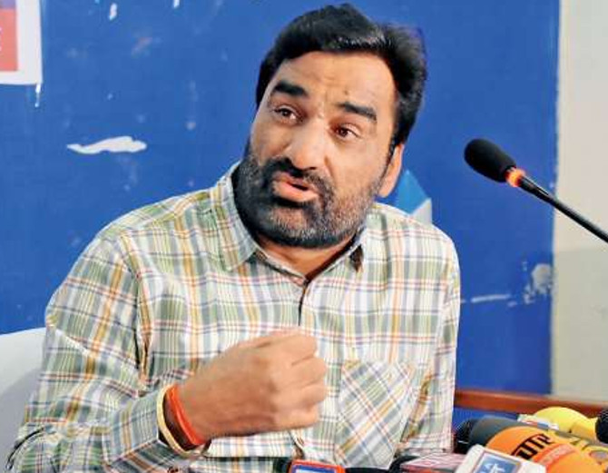 नागौर सांसद हनुमान बेनीवाल ने बाड़मेर के गेमराराम के वतन वापसी के लिए विदेश मंत्री को लिखा पत्र, पिछले साल नवंबर में गलती से पाकिस्तान चला गया था गेमराराम मेघवाल|बाड़मेर,Barmer - Dainik Bhaskar