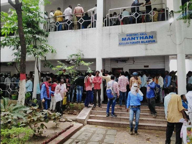 सरकार ने हाईकोर्ट में जवाब देने के लिए पीड़ितों से जानकारी मांगी; निवेशकों को लग रहा है वापस मिलेगा पैसा बिलासपुर,Bilaspur - Dainik Bhaskar