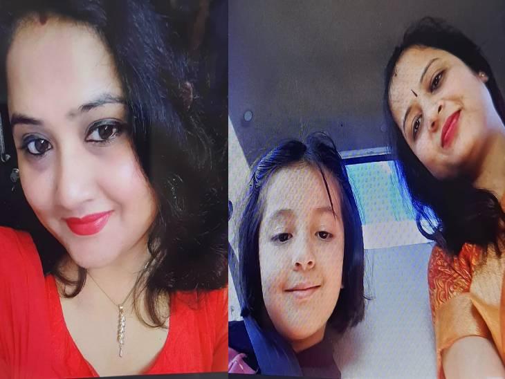 घर में आग लगने सेरेलवे के प्रोटोकॉल इंस्पेक्टर की पत्नी, बहन और भांजी की मौत; 70 साल की मां और अफसर की जान बची|जबलपुर,Jabalpur - Dainik Bhaskar