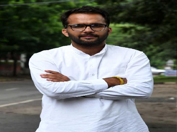 ऑनलाइन वोटिंग से हुआ चयन;पिछले कई महीनों से पद को लेकर बना हुआ था रहस्य,परीक्षित राणा को दी गई उपाध्यक्ष की जिम्मेदारी|चंडीगढ़,Chandigarh - Dainik Bhaskar