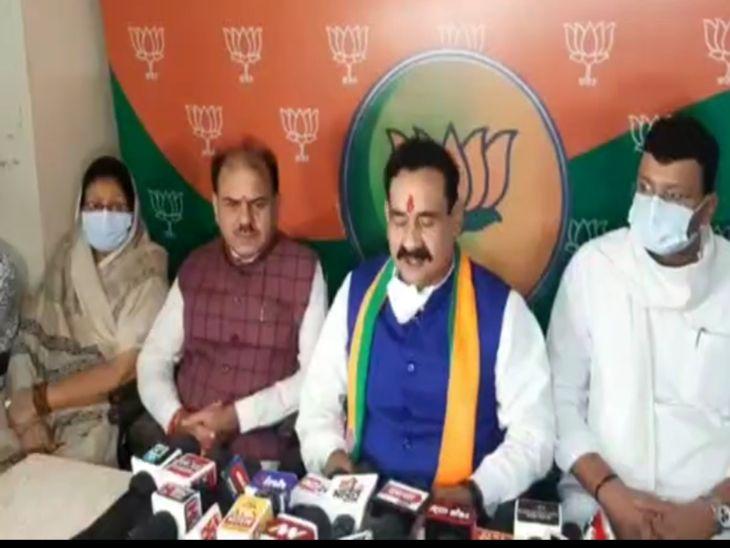 अब प्रदेश में जल्द ही मप्र गैंगस्टर विरोधी एक्ट होगा लागू, स्पेशल कोर्ट में चलेगा केस इंदौर,Indore - Dainik Bhaskar