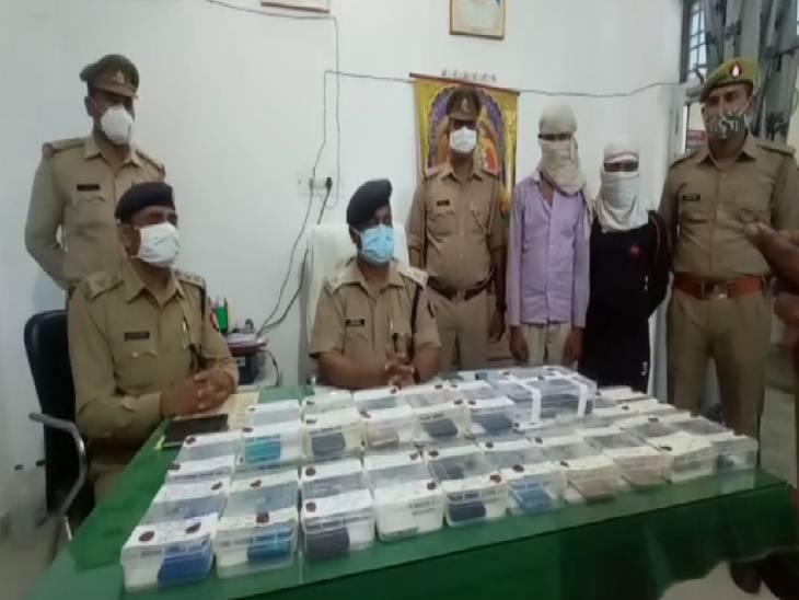 किराए पर बाइक लेकर करते थे चोरी, फिर मोबाइल का करते थे सौदा; कई जिलों में सक्रिय है गैंग|प्रयागराज (इलाहाबाद),Prayagraj (Allahabad) - Dainik Bhaskar