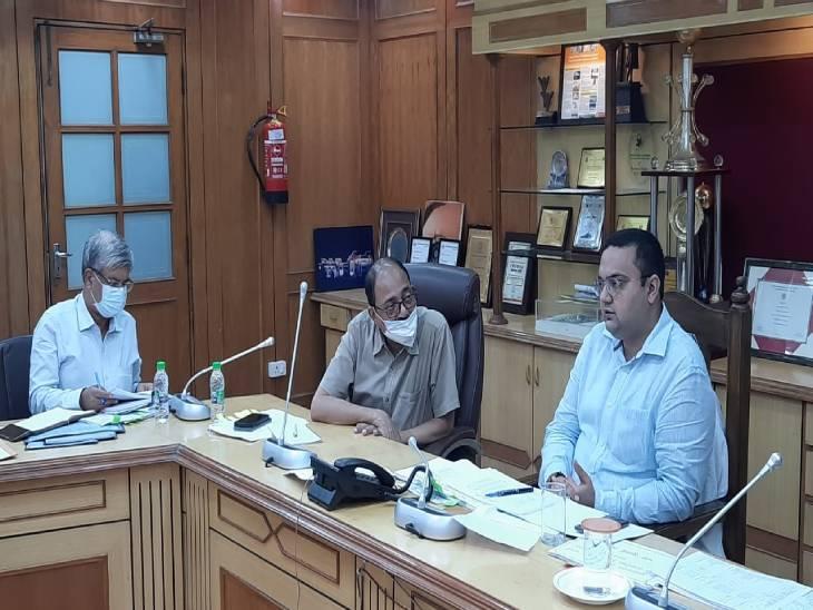एलडीए की बैठक में गोमती नगर विस्तार को हैंड ओवर करने पर चर्चा हुई। - Dainik Bhaskar