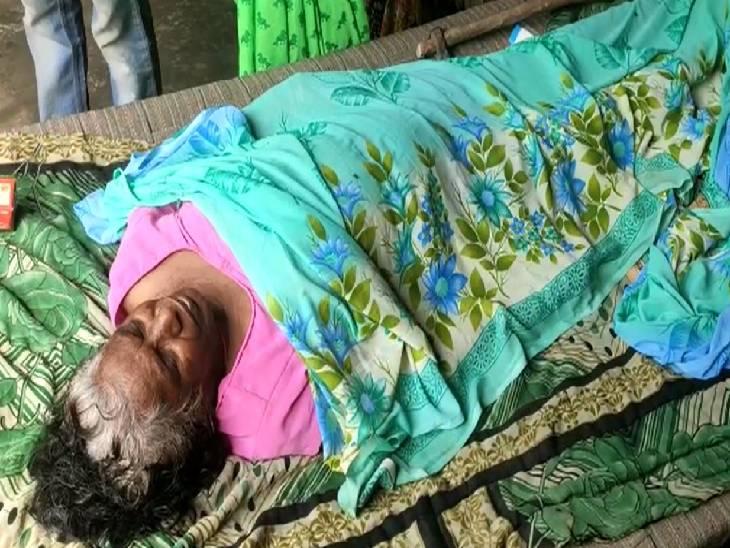 बीमार रहने पर ओझा मारपीट व झाड़ फूंक से कर रहा था इलाज, पिटाई से चली गई जान|प्रयागराज (इलाहाबाद),Prayagraj (Allahabad) - Dainik Bhaskar