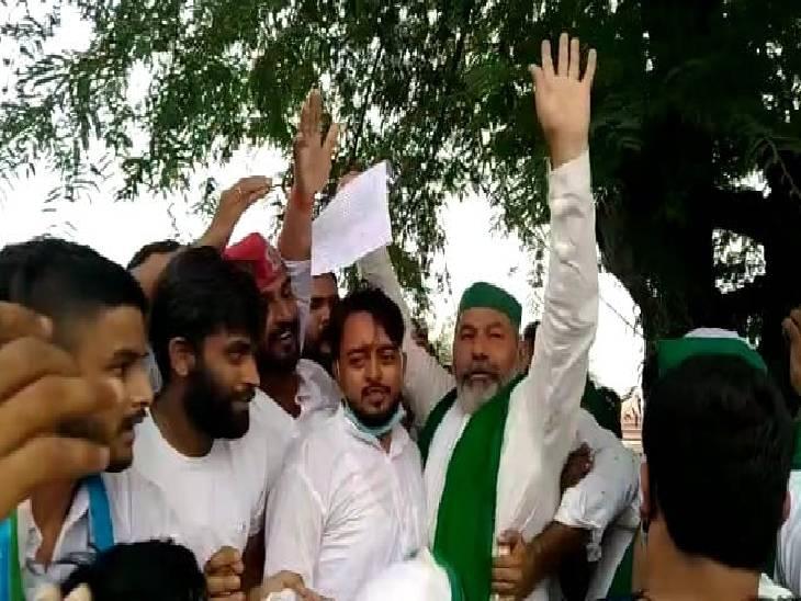 कहा- MSP के नाम पर हुआ किसानों के साथ धोखा, जल्द हो गन्ना किसानों का 12 हजार करोड़ रुपए का बकाया भुगतान|लखनऊ,Lucknow - Dainik Bhaskar