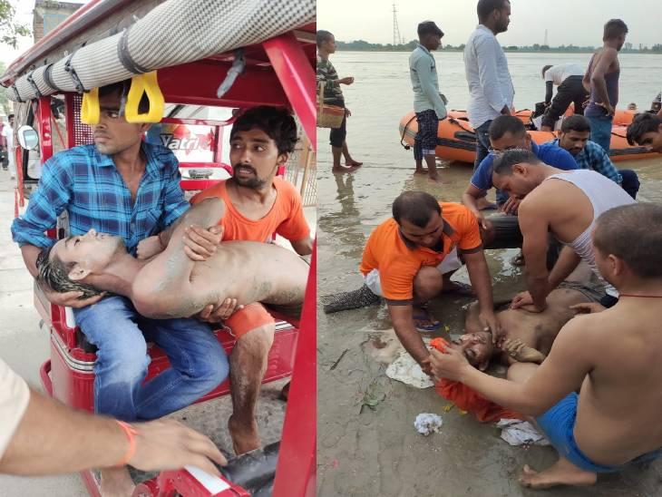 त्रयोदशी पर अयोध्या दर्शन-पूजन के लिए आए थे बलरामपुर के दो युवक, स्नान के दौरान डूबकर मौत; सप्ताह भर में दूसरा हादसा अयोध्या (फैजाबाद),Ayodhya (Faizabad) - Dainik Bhaskar