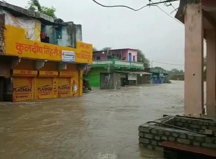 बारां, सवाई माधोपुर, करौली और धौलपुर के लिए येलो अलर्ट; जयपुर में आज हवाओं के साथ छितराई बारिश राजस्थान,Rajasthan - Dainik Bhaskar