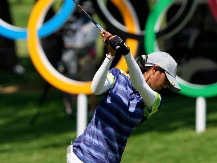 अदिति यूथ ओलिंपिक गेम्स में भी हिस्सा ले चुकी हैं।