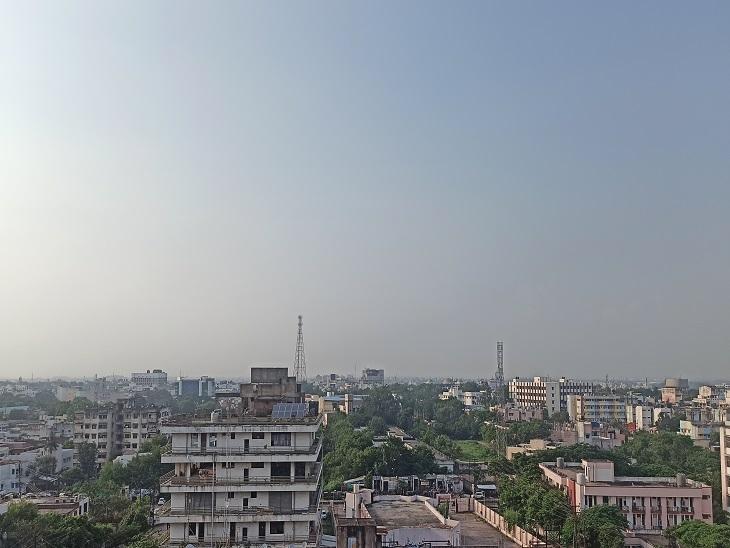 मध्यप्रदेश और बंगाल की खाड़ी में बने सिस्टम ने एक-दूसरे को कमजोर किया; अब 10-11 अगस्त के बाद ही अच्छी बारिश की संभावना|रायपुर,Raipur - Dainik Bhaskar