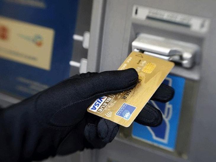 पैसे नहीं निकलने पर मदद के बहाने लिया ATM कार्ड; बाद में खाते से निकाले 40 हजार रुपए, पीड़ित ने कराई FIR|अजमेर,Ajmer - Dainik Bhaskar