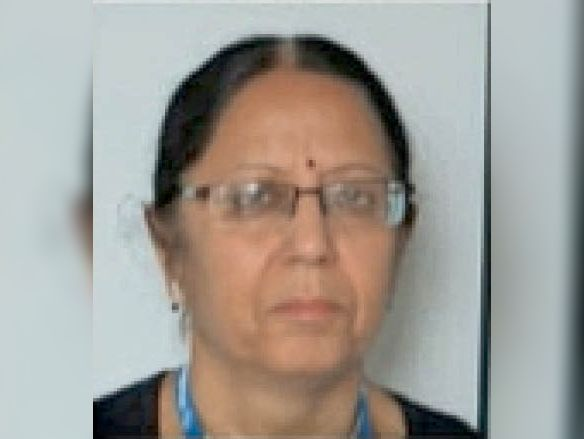 डॉ. अनिता सक्सेना। - Dainik Bhaskar