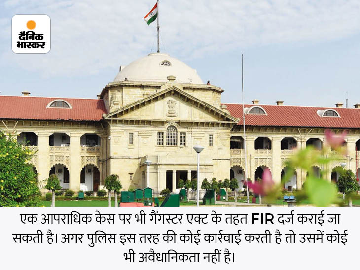 एक FIR पर भी हो सकती है कार्रवाई, रिपोर्ट दर्ज करने को चुनौती देने वाली 12 याचिकाएं खारिज प्रयागराज (इलाहाबाद),Prayagraj (Allahabad) - Dainik Bhaskar