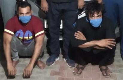 दुकान में घुस लूट की कोशिश की थी, नाकाम रहने पर गोली चलाते हुए हो गए थे फरार, मुख्य आरोपी पर गुरुग्राम व मेवात में 9 केस दर्ज हैं फरीदाबाद,Faridabad - Dainik Bhaskar