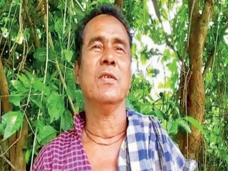 30 साल में पहाड़ काटकर बना दी 3 किमी लंबी सड़क; जवानी में शुरू किया काम बुढ़ापे में पूरा|देश,National - Dainik Bhaskar