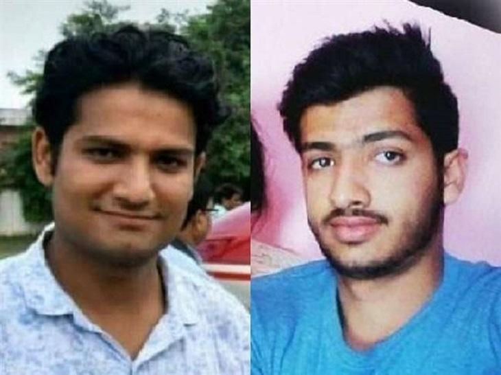 सहारनपुर में 18 अगस्त 2019 माधव नगर निवासी पत्रकार आशीष व उसके भाई आशुतोष की आरोपी सन्नी ने हत्या कर दी थी। - Dainik Bhaskar