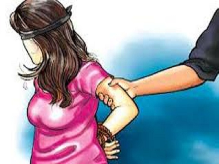 जब लड़की को अगवा करने के मामले ने तूल पकड़ा तो पुलिस ने दिया स्पष्ट जबाव, बोली परिजन ही लेकर गए थे|बरेली,Bareilly - Dainik Bhaskar