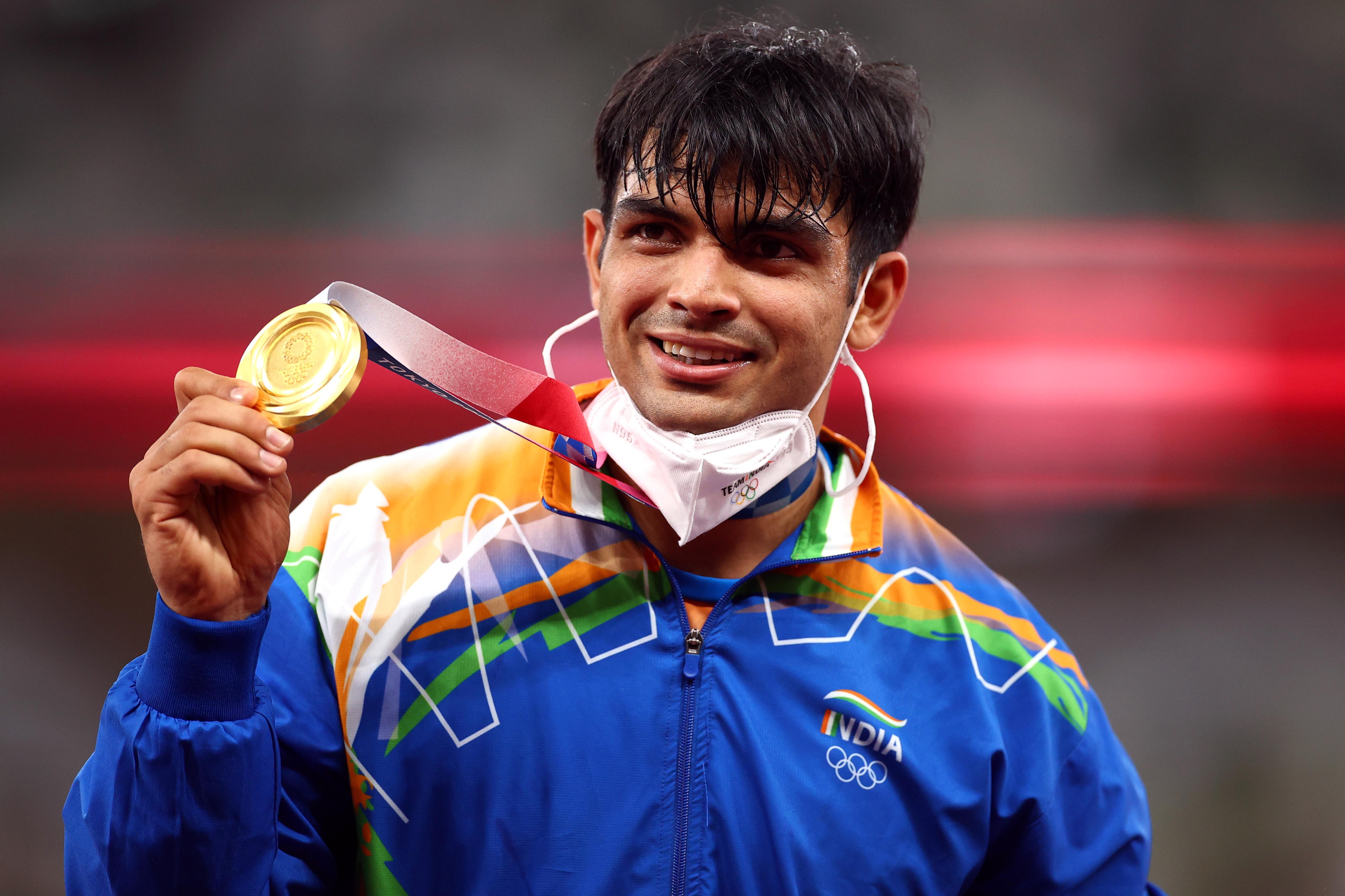 भारत ने एथलेटिक्स में पहला गोल्ड मेडल जीता है। नीरज ने ओलिंपिक के इस इवेंट में 121 साल के सूखे को खत्म किया।