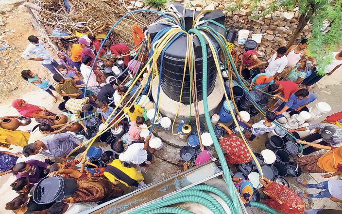 9 लाख आबादी को 106 के बजाय अब 220 एमएलडी बीसलपुर का पानी मिलेगा जयपुर,Jaipur - Dainik Bhaskar