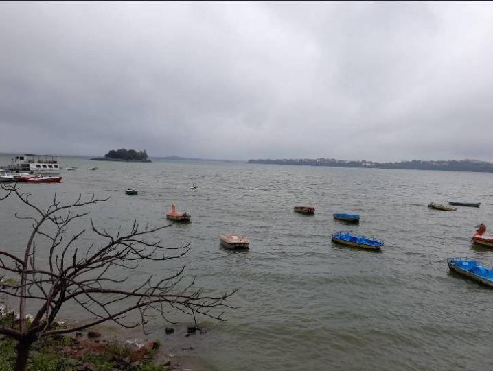 MP में रविवार से मानसून कमजोर होना शुरू होगा, भोपाल, इंदौर के साथ प्रदेश में मंगलवार तक रुक-रुककर बौछारें पड़ेंगी|मध्य प्रदेश,Madhya Pradesh - Dainik Bhaskar