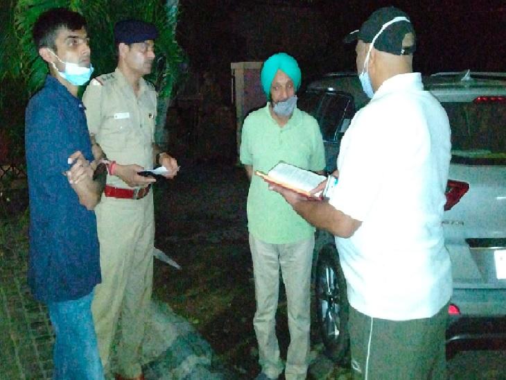 नौकरों और बहू पर घूम रही शक की सुई, डॉग स्क्वायड घर बाहर नहीं निकला; गेट पर आकर बार-बार रूका चंडीगढ़,Chandigarh - Dainik Bhaskar