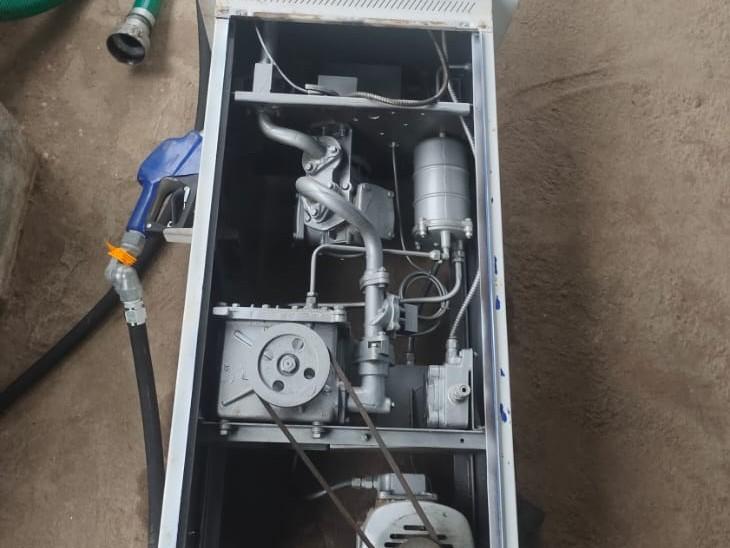 डीजल भरने की मशीन