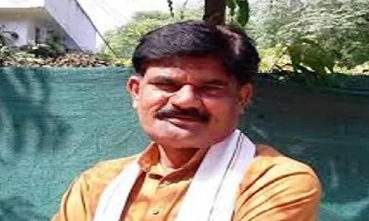 नगरीय विकासमंत्री ओपीएस भदौरिया - Dainik Bhaskar