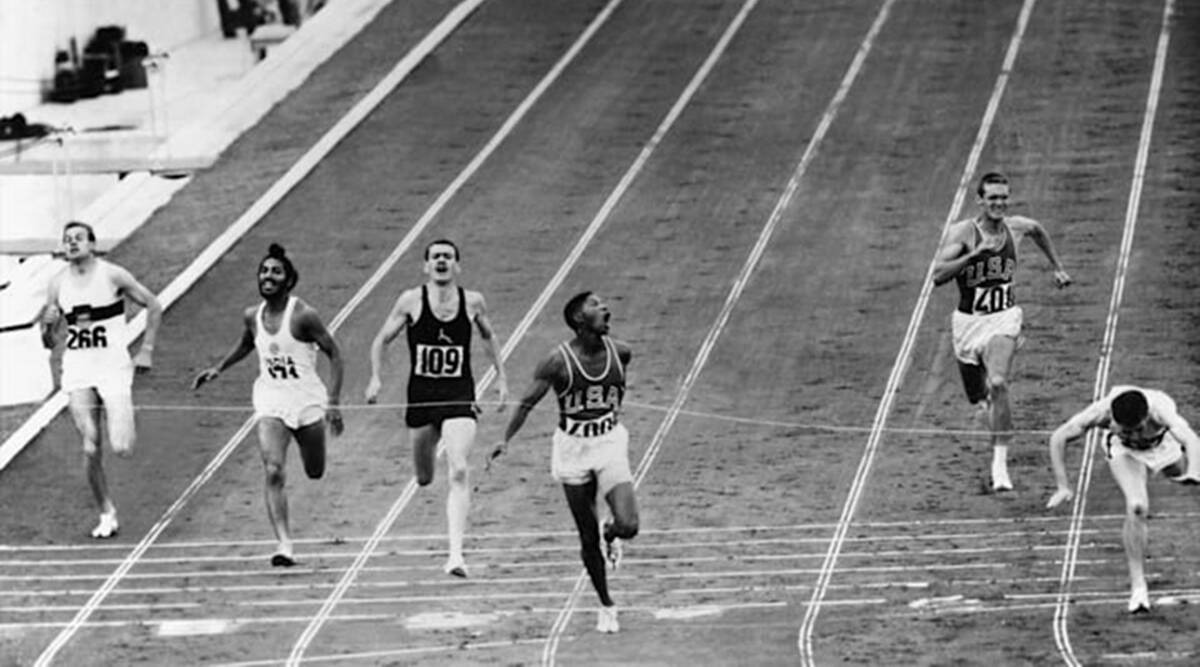 मिल्खा सिंह ने रोम ओलिंपिक में 400 मीटर की रेस में 45.6 सेकेंड का समय निकाला था, लेकिन वे मेडल से चूक गए थे।