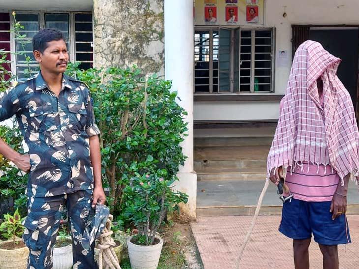 पुलिस के समक्ष स्वीकार किया अपराध, 4 अगस्त की रात लात-घूंसों से पीटकर की थी हत्या|झारखंड,Jharkhand - Dainik Bhaskar
