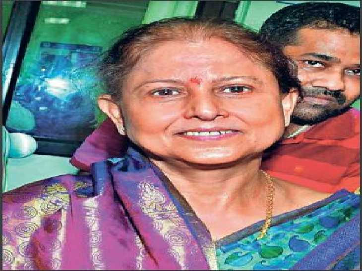 सीता ने विराेधी खेमे में लगाई सेंध, पाला बदलने का शक होने पर समर्थक पार्षदों काे बाहर भेजा|पटना,Patna - Dainik Bhaskar