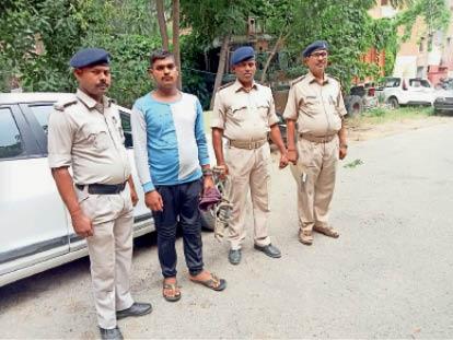 माओवादी अजय की थी जालंधर में बड़ी लूट की साजिश, कॉल डिटेल से नेटवर्क ब्रेक करेगी पुलिस|जालंधर,Jalandhar - Dainik Bhaskar
