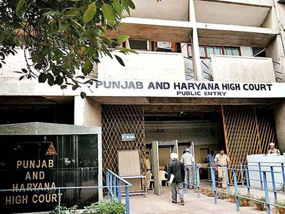 HC ने अपने ही रजिस्ट्रार जनरल से पूछा-सीबीआई के स्पेशल जज पर रिश्वत के आरोप साबित हो गए थे तो कार्रवाई क्यों नहीं हुई|चंडीगढ़,Chandigarh - Dainik Bhaskar
