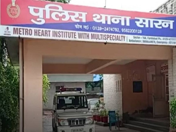 ऊपरी मंजिल पर सो रहा था परिवार, चोर घर में घुसकर नकदी, गहने व बाइक लेकर हो गए फरार|फरीदाबाद,Faridabad - Dainik Bhaskar