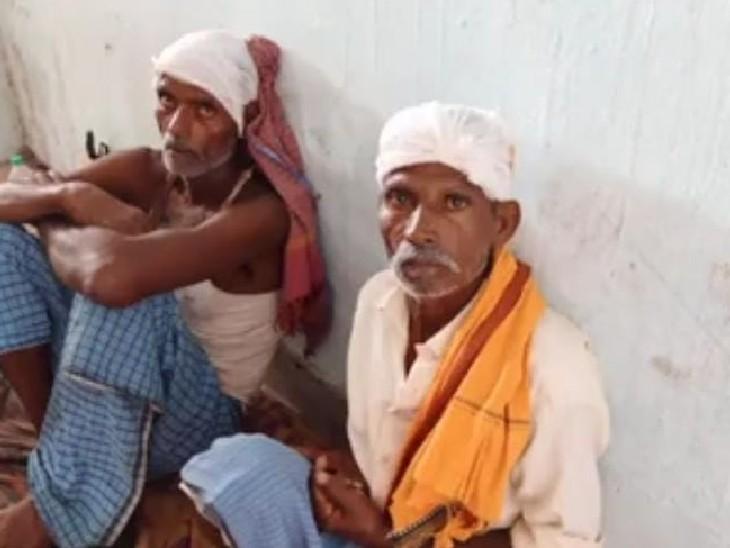 गया में आपसी विवाद में जमकर बरसी लाठियां, दो पक्षों के 17 लोग घायल; अस्पताल में चल रहा है इलाज|गया,Gaya - Dainik Bhaskar