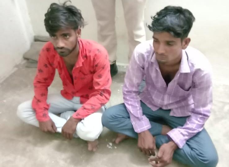 दोस्त ने भाई के साथ मिलकर युवक के सिर में डंडे से मारकर की हत्या, एक्सीडेंट दिखाने के लिए लाशसड़क पर पटकी|नागौर,Nagaur - Dainik Bhaskar