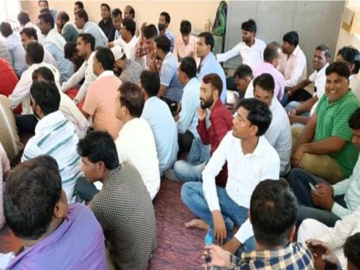 निजीकरण के विरोध को लेकर 11 अगस्त को जयपुर में विद्युत भवन का करेंगे घेराव गंगापुर सिटी,Gangapur City - Dainik Bhaskar