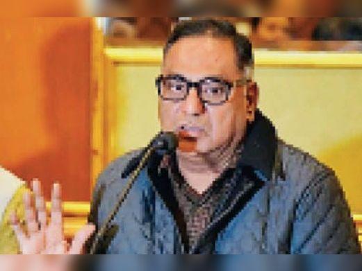 रामवीर सिंह बिधूड़ी ने सिविल डिफेंस की नियुक्ति के लिए बोर्ड बनाने और पूरी प्रक्रिया को पारदर्शी बनाने की मांग की है। - Dainik Bhaskar